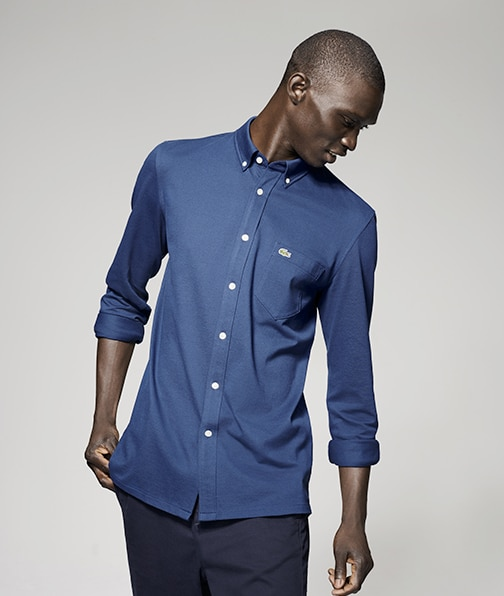 2. The Easygoing Shirt