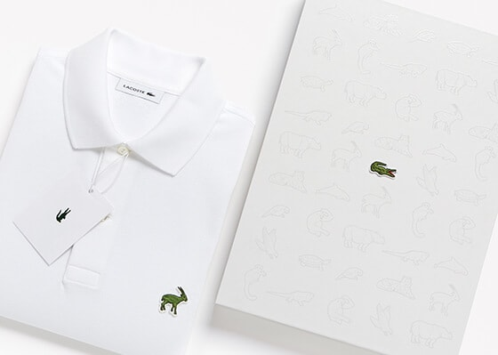 2018 - Lacoste looks back...and forward