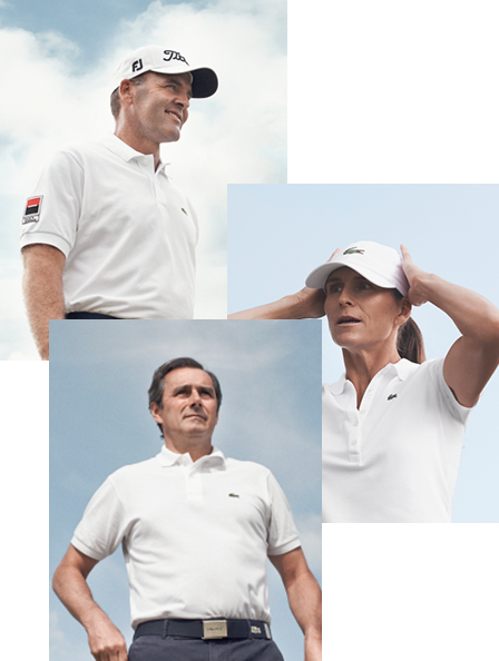 Three stars in the golfing firmament