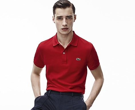 Lacoste Italian Fit Polo Shirt